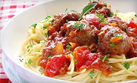 $12 Groupon to Teddy Spaghettis - Teddy Spaghettis in Muskegon