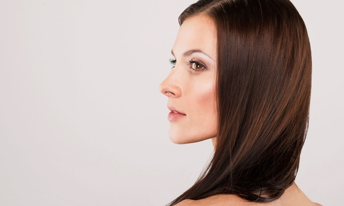 JAG Colour Studio - Bloomfield: Haircut and Style with Single-Process Color, or Partial or Full Highlights at JAG Colour Studio (Up to 77% Off)