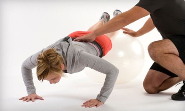 Shands Fitness and Wellness Center - Gainesville: $75 for Three One-Hour Personal-Training Sessions at Shands Fitness and Wellness Center ($180 Value)