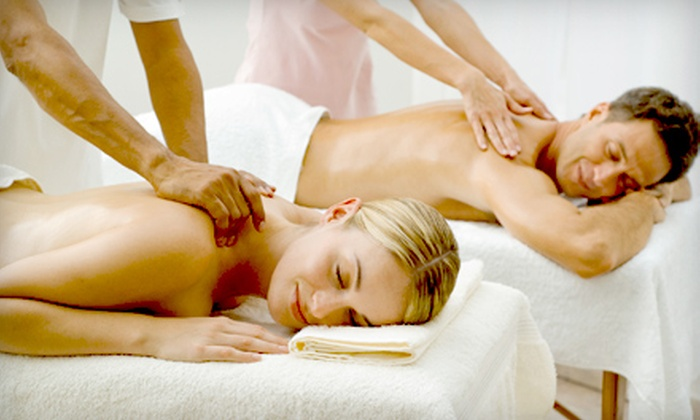 Serenity Mind Body Spa - Derby: Couples' Massage, Mani-Pedi, or Haircut and Style at Serenity Mind Body Spa