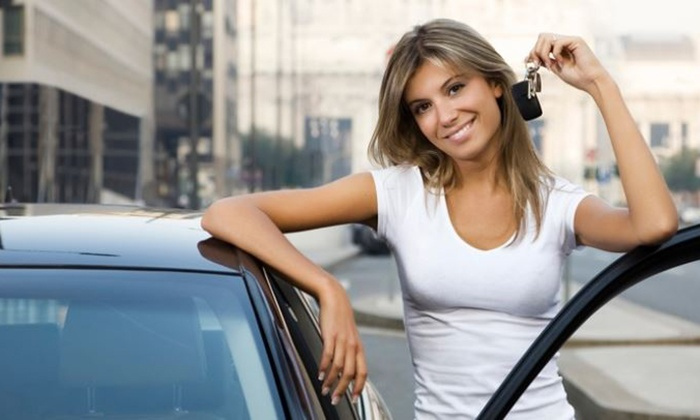 Project Drive - GB: Three One-Hour Driving Lessons with Project Drive (75% Off)