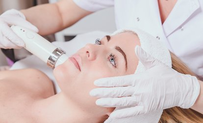 image for One or Three Sessions of Microdermabrasion and Skin Scan at Allure Aesthetic Clinic (Up to 67% Off)