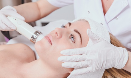 Microdermabrasion and Skin Scan