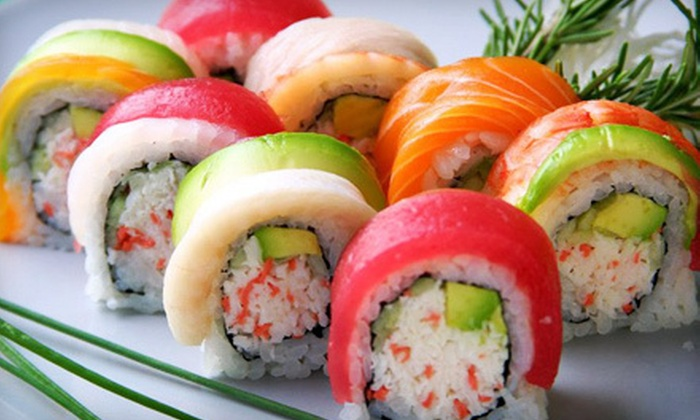 Nori Modern Noodle & Sushi - Downtown,Fort Sanders: $10 for $20 Worth of Asian-Fusion Fare at Nori Modern Noodle & Sushi