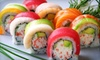 Nori Modern Noodle & Sushi TNSL - Downtown,Fort Sanders: $10 for $20 Worth of Asian-Fusion Fare at Nori Modern Noodle & Sushi