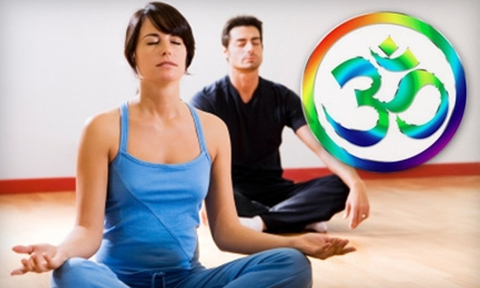 The Lil Yoga Shop - New Franklin: $19 for Five Yoga Classes at The Lil Yoga Shop ($40 Value)