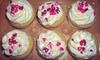 CLOSED-S&E Cakes - Riverside: $16 for One Dozen Gourmet Cupcakes at S&E Cakes ($42 Value)
