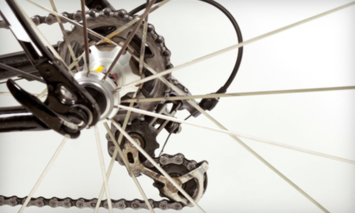 Lake Country Cycle - Lake Country: $19 for a Complete Bicycle Tune-Up Package at Lake Country Cycle ($49.95 Value)