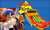Bounce Party - Kentwood: $20 for Five Open Bounce Sessions at Bounce Party (Up to $40 Value)