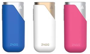 Zagg Power Amp 3 3000mAh Back-Up Battery (1- or 2-Pack)
