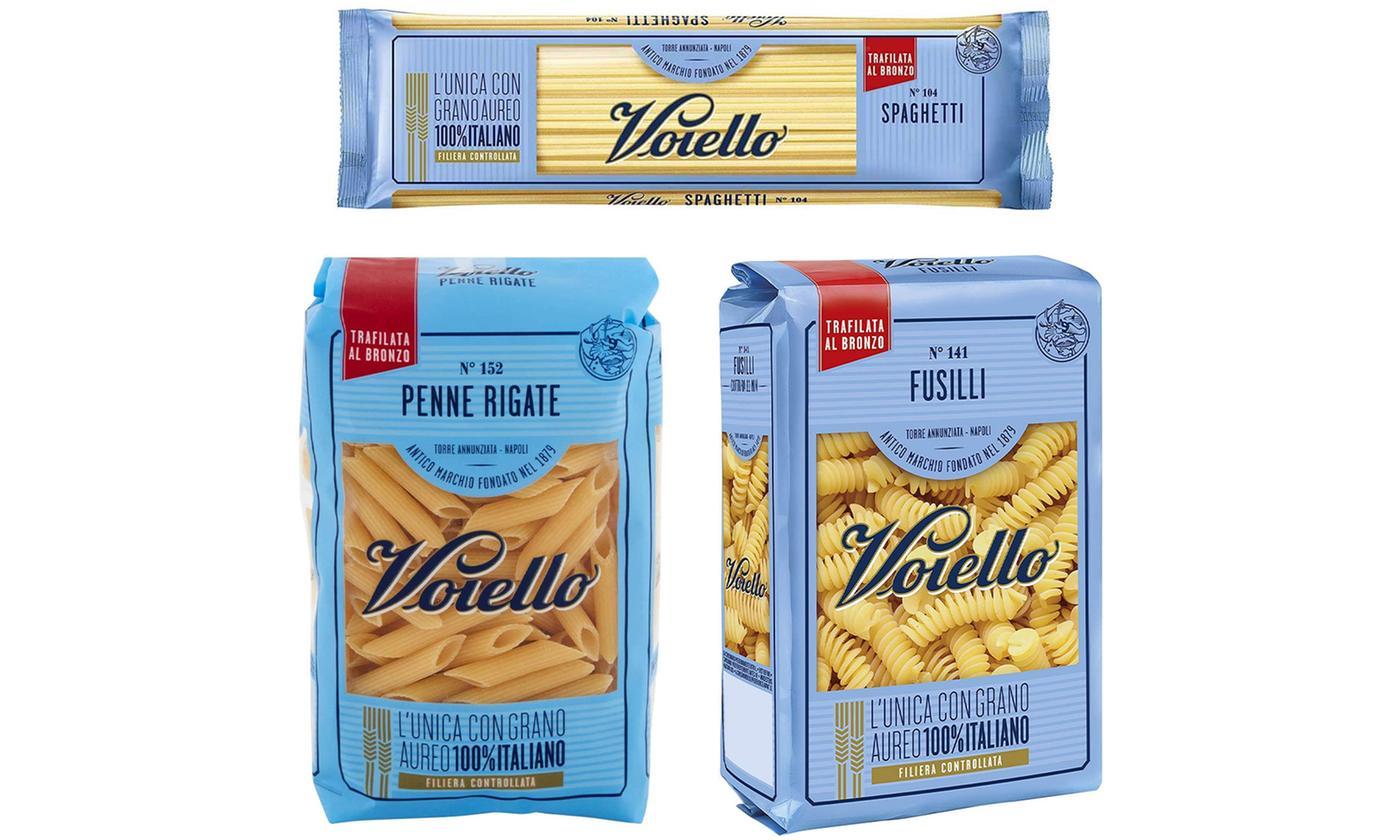 Italian Durum Wheat Semolina Pasta