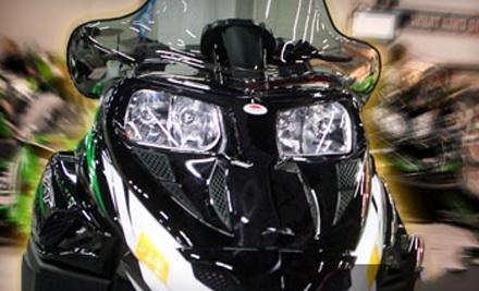 Alberta Snowmobile, ATV & Off-Road Show on Fri., Oct. 21 (410PM), Sat., Oct. 22 (106PM), or Sun., Oct. 23 (115PM)  - Alberta Snowmobile, ATV & Off-Road Show in Edmonton