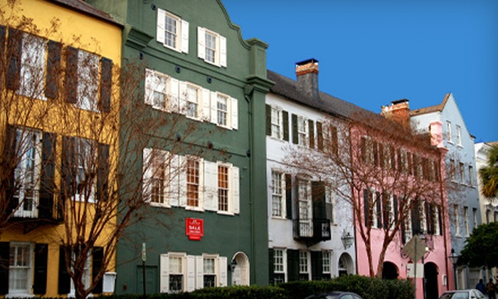 Charleston Sole - Charlestowne: $9 for a Two-Hour Walking Tour of Historic Charleston from Charleston Sole ($18 Value)