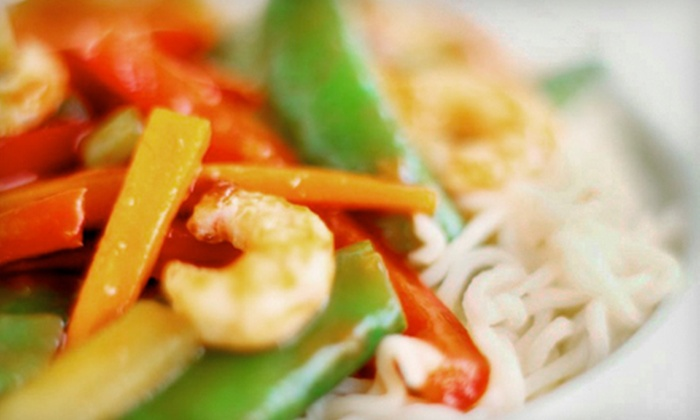 Magic Wok Chinese Restaurant - Columbia: Chinese Fare for Dinner or Lunch at Magic Wok Chinese Restaurant (Half Off)