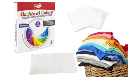 Fino a 150 fogli cattura colore per lavatrice