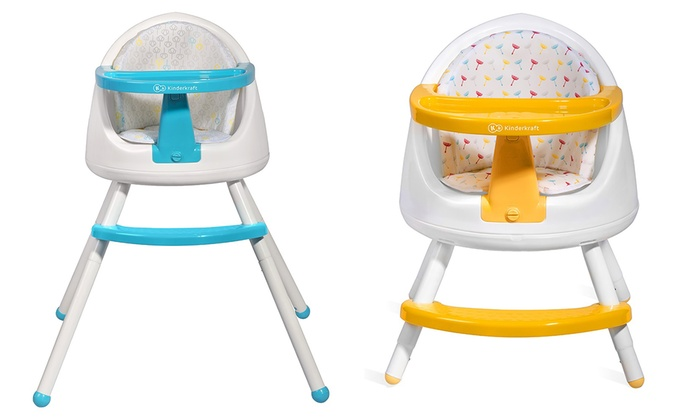 Groupon Goods Global GmbH: Chaise haute 3 en 1 Tutti Kinderkraft