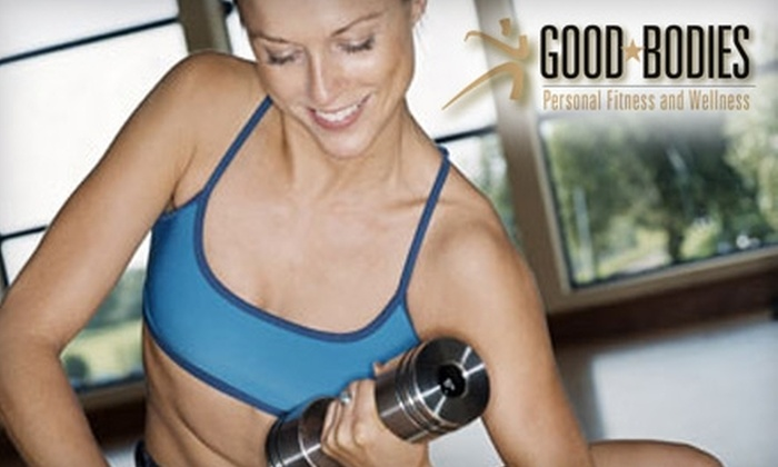 Good Bodies Personal Fitness and Wellness - Dublin: Personal Training, Yoga, Body Performance, or Pilates at Good Bodies Fitness and Wellness. Choose from Three Options.