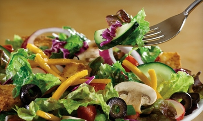 Sweet Tomatoes - Multiple Locations: $5 for $10 Worth of Soups, Salads, and More at Sweet Tomatoes