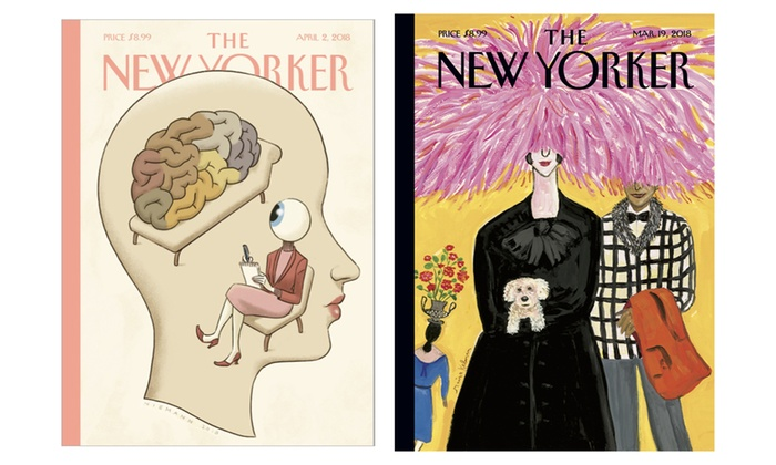 91 Off The New Yorker Magazine Subscription