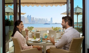 Seagrill Restaurant & Lounge: Two- or Three-Course Meal with Beach and Pool Access for Up to Four at Seagrill Restaurant & Lounge