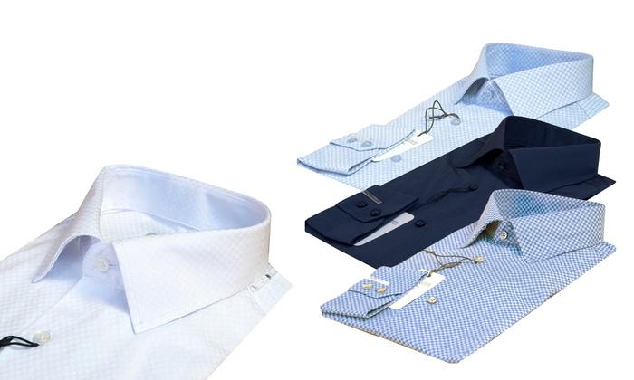 21c3471f52 Fino a 60% su Camicie uomo con taglio sartoriale | Groupon