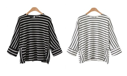 $18 for a Batwing Sleeve Blouse