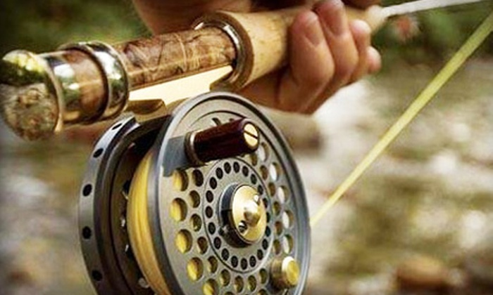 Gone Fishin' Bait and Tackle - Cuyahoga Falls: $30 for a Three-Hour Fishing-Charter Outing from Gone Fishin' Bait and Tackle in Cuyahoga Falls ($60 Value)