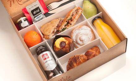 Caja de desayuno a elegir para 1 o 2 personas desde 8,95 € en Melo Catering
