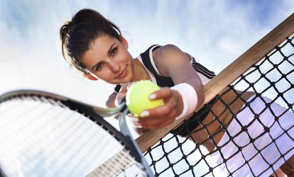 One Private Tennis Lesson with Steamboat Tennis & Athletic Club (50%)