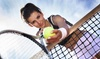 Apex Sports - Multiple Locations: $77 for Two One-Hour Private Tennis Sessions at Apex Sports ($150 Value)