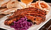 Stecchino - Midtown: Contemporary Italian Meal with Appetizers, Entrees, and Drinks for Two or Four at Stecchino (Up to 55% Off)