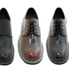 GBX Men's Leather Dandy Oxford or Buckle Monk Strap Slip-On Shoes