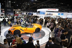 23% Off Admission to Chicago Auto Show