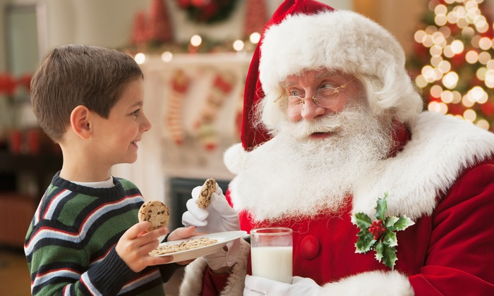 Rosalee's Southern Comfort Cuisine - Rosalee's Southern Comfort Cuisine: $14 for a Kids' Christmas Lunch or Dinner with Santa at Rosalee's Southern Comfort Cuisine ($24 Value)