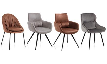 Set di sedie vintage