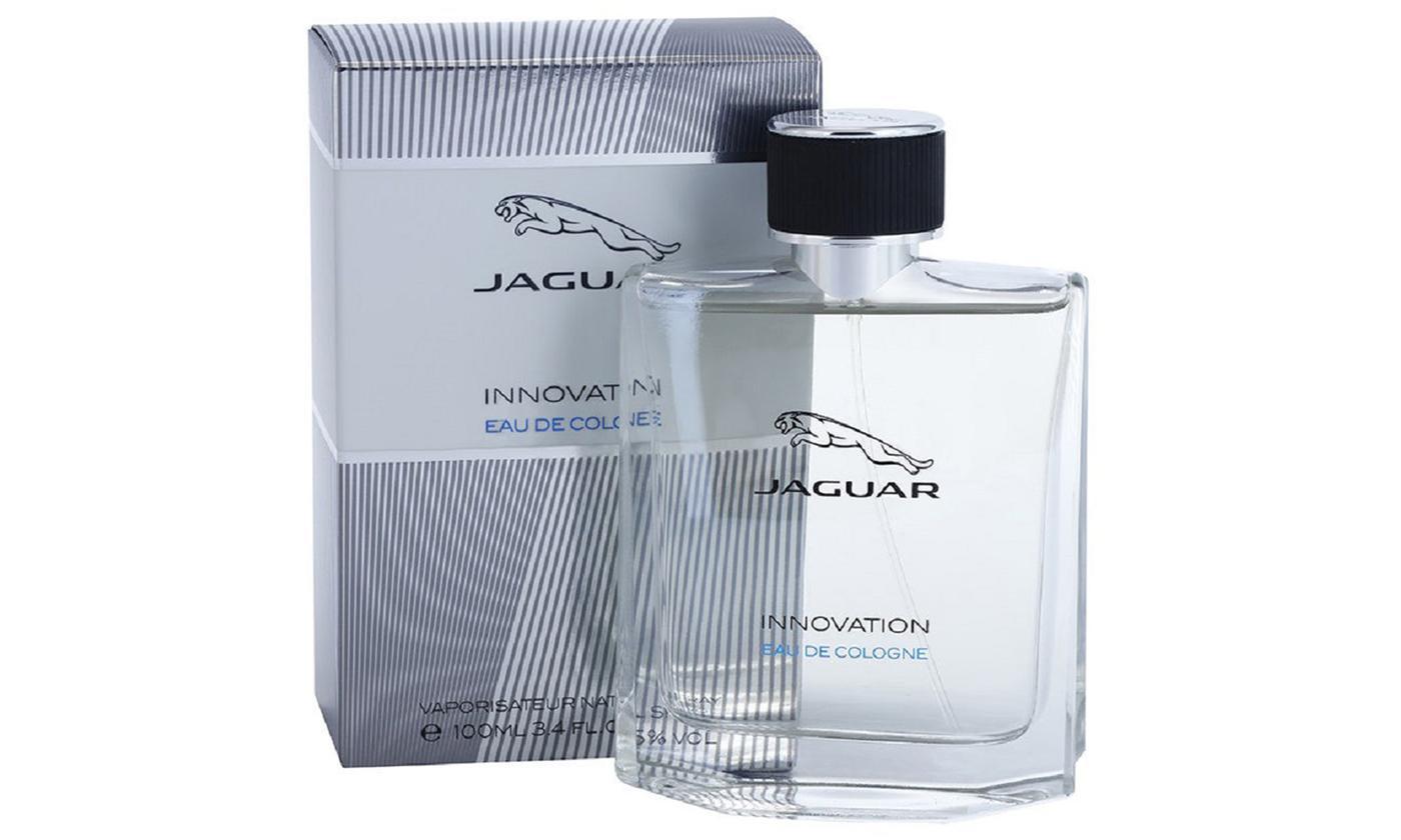 One or Two Bottles of Jaguar Innovation 100ml Eau de Cologne Spray