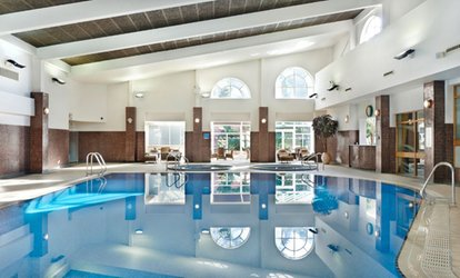 image for Spa Day with Fire and Ice Experience and Afternoon Tea for One or Two at 4* The Belfry Hotel & Resort (Up to 47% Off)