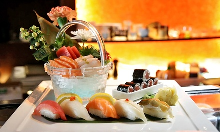 Japanese Food and Drinks for Two or More, Valid Sunday–Thursday or Any Day at NAMI (Up to 50% Off)