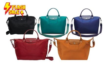 FLASH SALE: $189 for a Longchamp Le Pliage Néo Tote Bag (worth $299). 9 Colours