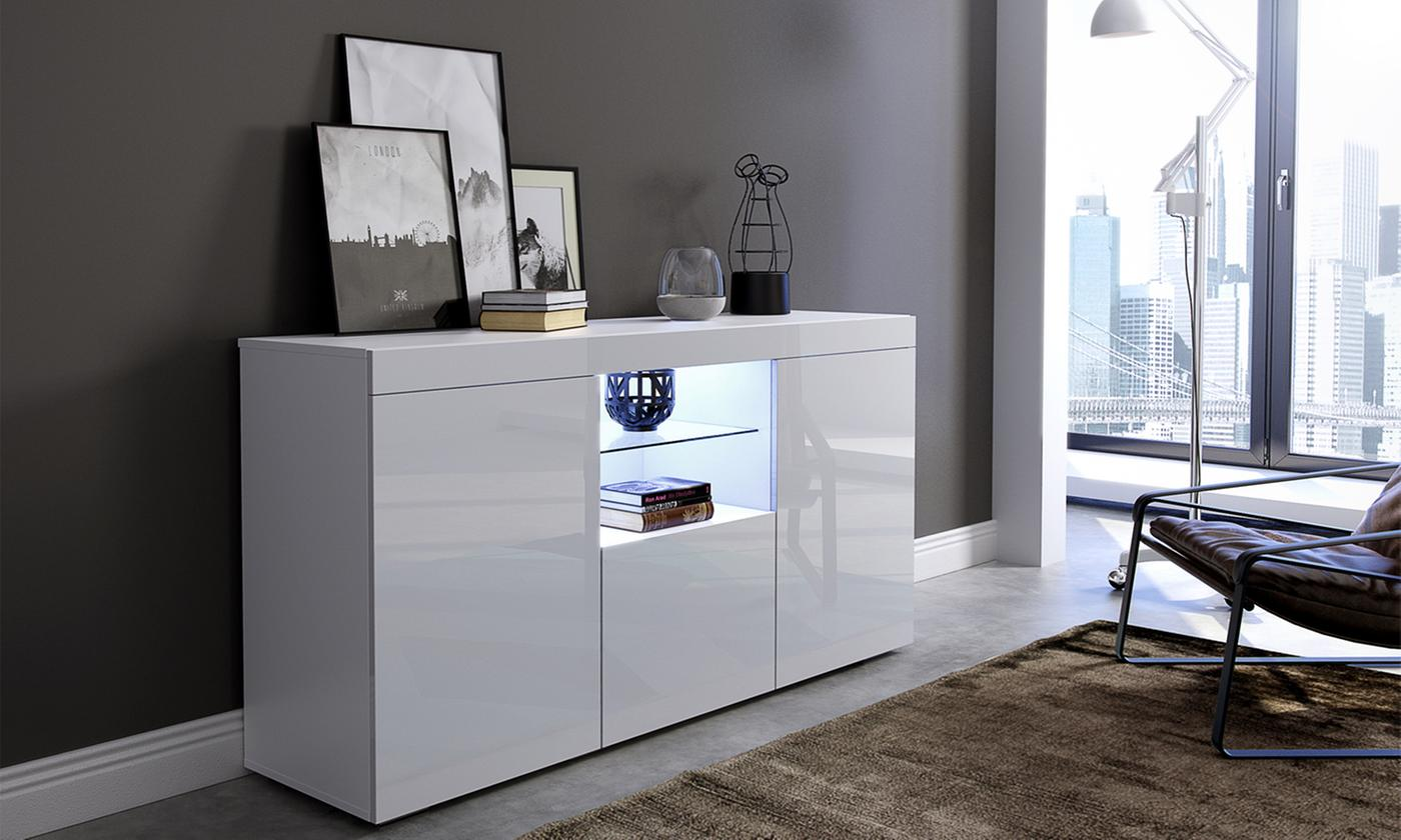 selsey zac commode with led