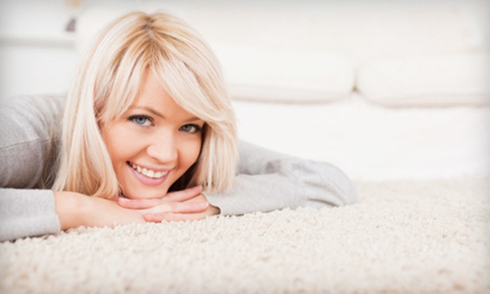 Extremely Clean - Omaha: Carpet and Upholstery Cleaning from Extremely Clean (Up to 72% Off). Three Options Available.