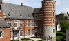 Liège : chambre twin classique/deluxe 5* avec accès spa