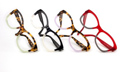 image for Complete Pair of Prescription Glasses with Optional Exam from SEE Eyewear (Up to 80% Off)