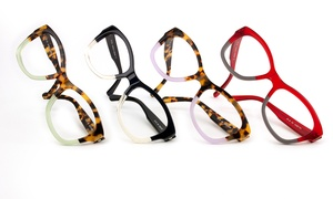 Up to 80% Off Eyeglasses from SEE Eyewear at SEE Eyewear, plus 6.0% Cash Back from Ebates.