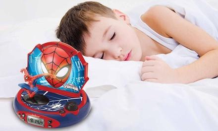 Radio-réveil projecteur Spiderman de Lexibook (SaintEtienne)
