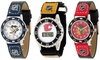 M Z Berger Canada: Analog or Digital Kids' Watch with a NHL Team Logo (Shipping Included)
