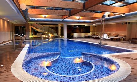 Circuito spa para 2 con opción a masaje, ritual y/o cena desde 19 € en Spa Minos - Hotel and Spa Villa Olímpica Suites
