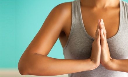 Yoga Classes at Yogasphere (Up to 67% Off). Three Options Available.