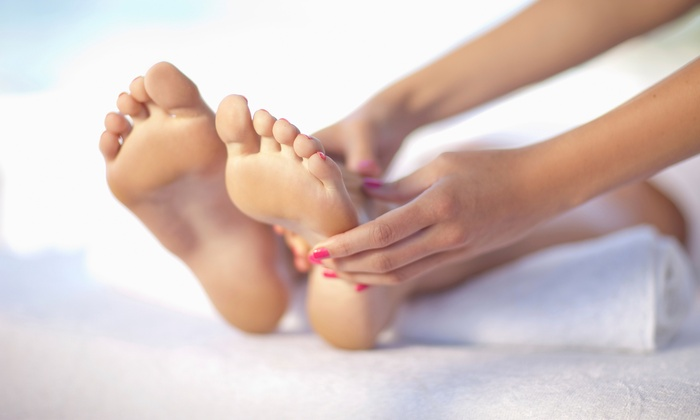 Vital Esthetics - Avalon Salon & Spa: One or Three Reflexology Sessions at Vital Esthetics (Up to 50% Off)