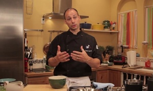 Taste This TV: Up to 50% Off Chef Joe Ciminera's Cooking Class at Taste This Tv